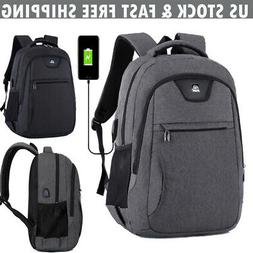 15.6 inch Laptop Backpack Waterproof Business Travel School