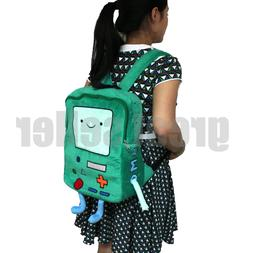 15 inch Adventure Time Plush BMO Beemo Backpack Game Plush S