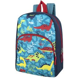 15 Inch BOYS Printed Backpack -Assorted-****New******