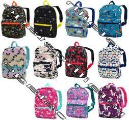 """15"""" Kids Backpack Pre School Toddler Book Bag Tote Preschool"""