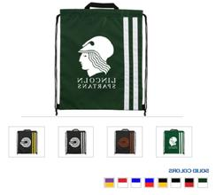 150 School Spirit Drawstring Backpacks Customized with Your