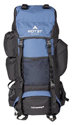Teton Sports 162 - Explorer 4000 - Internal Frame Backpack -