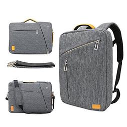 17.3 Inch Convertible Laptop Backpack - WIWU Multi Functiona