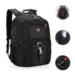 17 swiss multifunctional laptop backpack trip waterproof