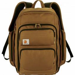 "1889-41 Carhartt Signature Deluxe 17"" Computer Backpack"