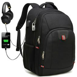 19 inch college or travel laptop backpack
