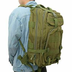 1pc Hiking Backpack 45L Tactical Travel Hunting Laptop Campi