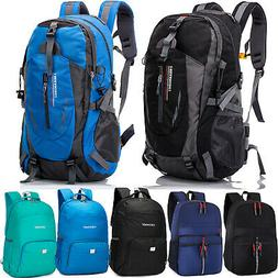 20/40L Hiking Backpack Waterproof Travel Outdoor Sports Camp