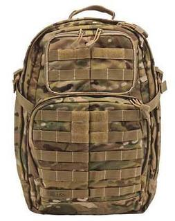 """20"""" Backpack, Rush 24, Multicam 5.11 TACTICAL 56955"""