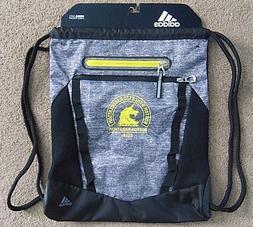 2018 Boston Marathon Adidas Rumble Sack Pack Media Safe Pock
