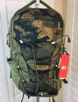 2019 Model The NORTH FACE Mens BOREALIS Camo Backpack padded