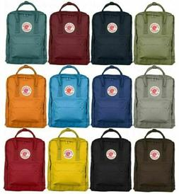 20L/16L/7L Classic Fjallraven Kanken Canvas Backpack Sport H