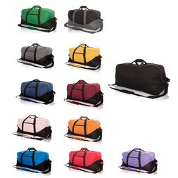 "DALIX 25"" Big Adventure Large Gym Sports Duffle Bags"