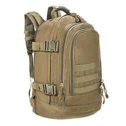 ARMYCAMOUSA 39-64 L Outdoor 3 Day Expandable Tactical Backpa