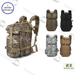 30L Outdoor Tactical Backpack Military Sport Camping Hiking