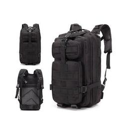 30L Rucksack Carry Tactical Assault Bag Day Pack Backpack Mo