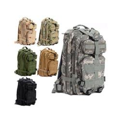 30L Sport Outdoor Military Rucksacks Tactical Molle Backpack