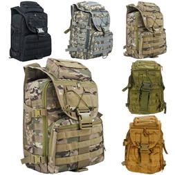 35L Hot Unisex Military Tactical Backpack Hiking Climbing Tr