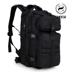 35L Outdoor Military Tactical Camping Hiking Army Trekking B