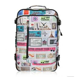 38L Stamps Travel Weekend 20'' Convertible Backpack Carry On