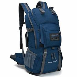 MOUNTAINTOP 40 Liter Hiking Backpack for Outdoor Camping