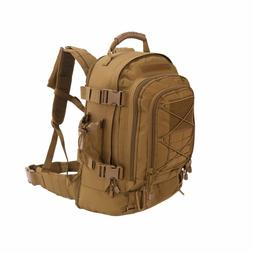 ARMYCAMOUSA 40L 60 L Outdoor 3 Day Expandable Tactical Backp