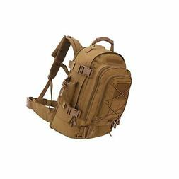 ARMYCAMOUSA 40L - 64 L Outdoor 3 Day Expandable Tactical Bac