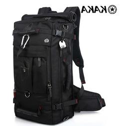 40L Military Waterproof Laptop Travel Backpack Notebook Outd