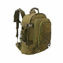 ARMYCAMOUSA 40L Outdoor Expandable Tactical Backpack Militar