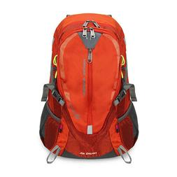 40L Outdoor Hiking Camping Sports Backpack Trekking Climbing