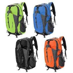 40l travel backpack waterproof outdoor sport camping
