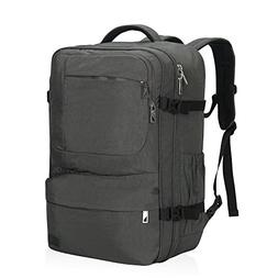 Hynes Eagle 44L Carry on Backpack Flight Approved Compressio