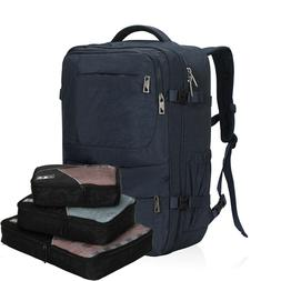 44L Travel Weekender Cabin Backpack Carry-on Luggage Compres