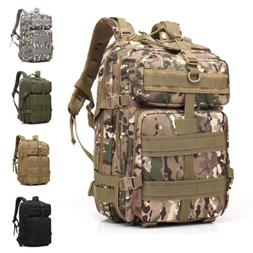 45L Molle Outdoor Sports Military Tactical Bag Camping Hikin