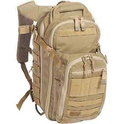 "5.11 TACTICAL All Hazards Nitro Backpack, 19"" H x 9"" L x"