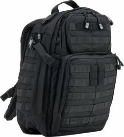 5.11 Tactical Rush 24 backpack Military bag - Black - New &