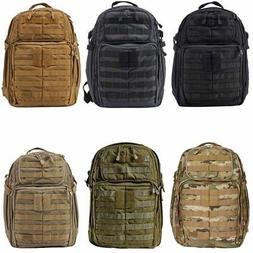 5.11 RUSH24 Tactical Backpack, Medium, 37 Liter, MOLLE, Styl