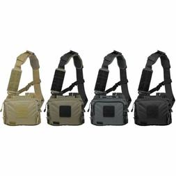 5.11 Tactical 2-Banger Waterproof Nylon Padded Gear Bag w/ P