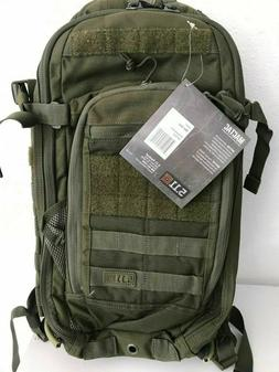 5.11 Tactical All Hazards Nitro Carry On Bag Backpack-TAC OD
