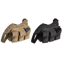 5.11 Tactical Bail Out Gear Bag - 2 Colors: Black or Flat Da