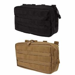 5.11 Tactical Molle Horizontal Pouch Gear Bag Style 58716, B