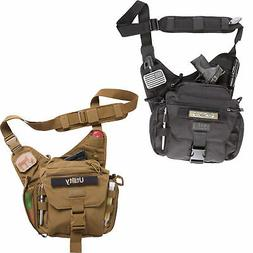 5.11 Tactical PUSH Pack Bag, MOLLE Padded Side Pockets w/ St