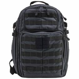 5.11 Tactical Rush 24 backpack pack bag - black FDE - New wi