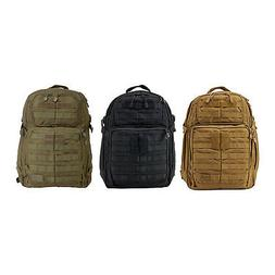 5.11 Tactical Rush 24 Day Tactical Backpack Pack 58601 - Mul