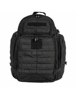 5.11 Tactical Rush 72 backpack Military Hiking - Black ; NEW