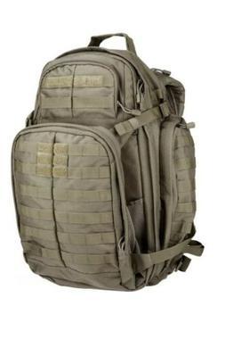 5.11 Tactical Rush 72 backpack Military Hiking - Sandstone ;