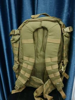 5.11 Tactical Rush 72 backpack Military Hiking pack bag Sand