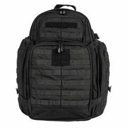 5.11 Tactical Rush 72 backpack pack bag - BLACK 55L - New wi