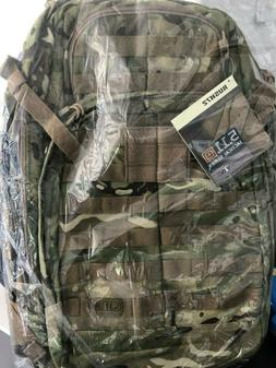 5.11 Tactical Rush 72 backpack pack - MULTICAM - New with ta