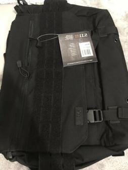 5.11 Tactical Rush Delivery LIMA Messenger Style Bag, Black